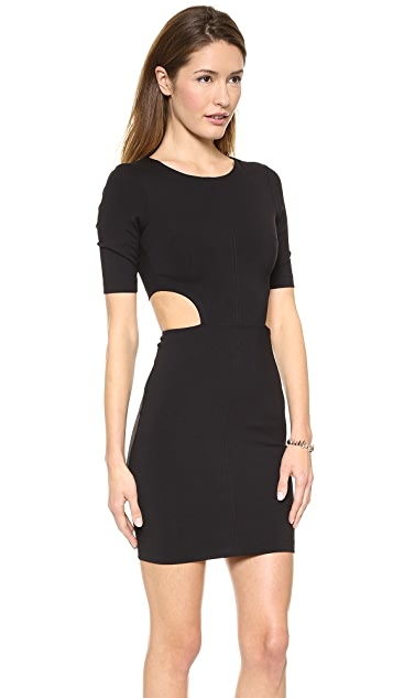 David Lerner Cutout Dress