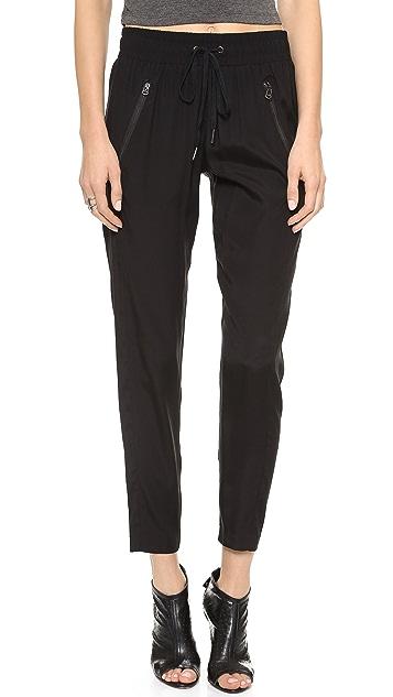 David Lerner Silk Randall Pants