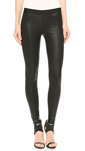 David Lerner Yoke Leggings