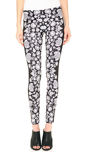 David Lerner Kyoto Floral Leggings