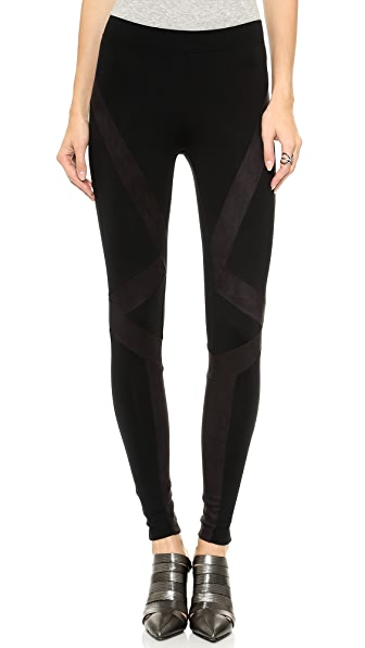 David Lerner Tribal Leggings