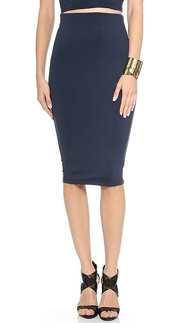 David Lerner Knee Length Skirt