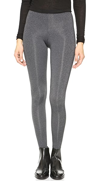 David Lerner Classic 8'' Rise Leggings