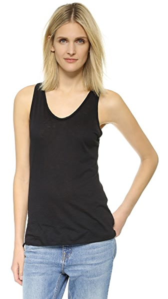 David Lerner Muscle Tank - Classic Black