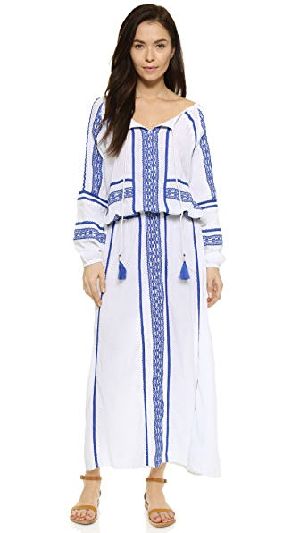 DODO BAR OR Mustafa Maxi Dress