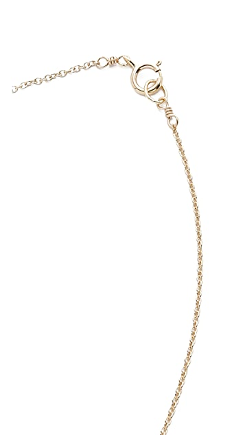 Dogeared Love & Protection Charm Necklace