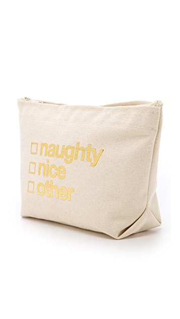 Dogeared Naughty Nice Other Pouch