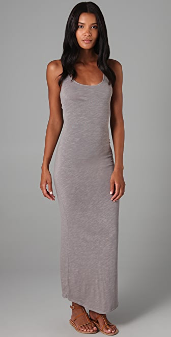 Dolan Racer Back Long Tank Dress  SHOPBOP