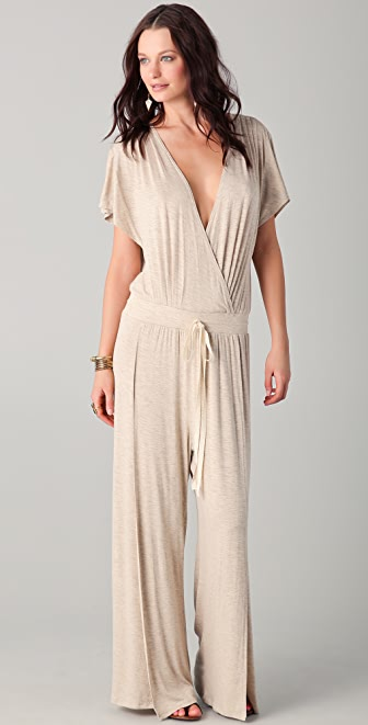 Dolan Cross Front Jumpsuit