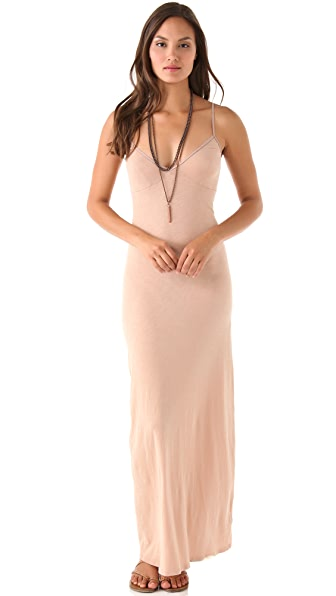 Dolan Layering Maxi Slip Dress  SHOPBOP