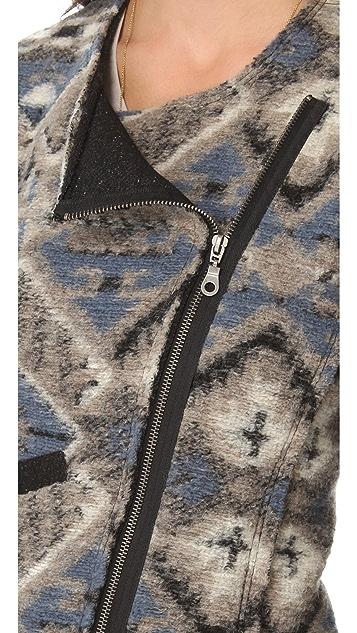 Dolan Crop Moto Jacket