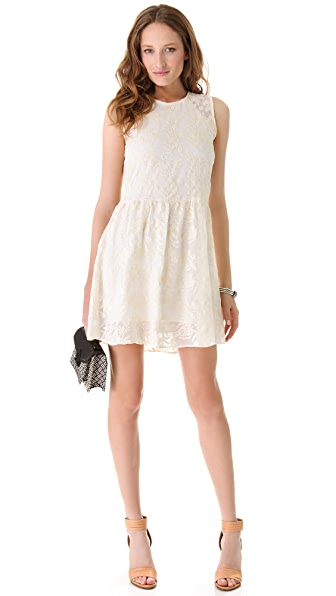 Dolan Sleeveless Dress
