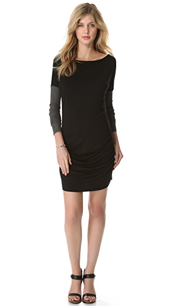 Dolan Boat Neck Dress