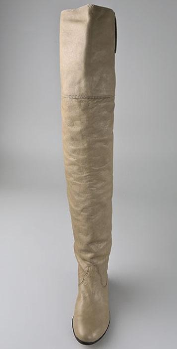 Dolce Vita Donnie Thigh High Flat Boots