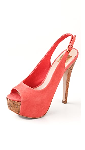 Dolce Vita Dolores Sling Back Pumps