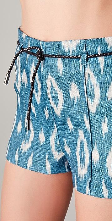 Dolce Vita Agustina Ikat Shorts