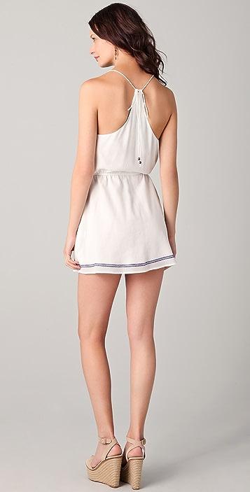 Dolce Vita Garbo Embroidered Dress