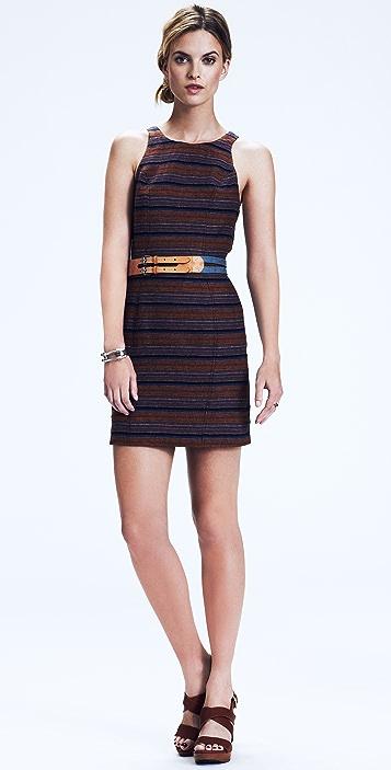 Dolce Vita Colt Striped Mini Dress