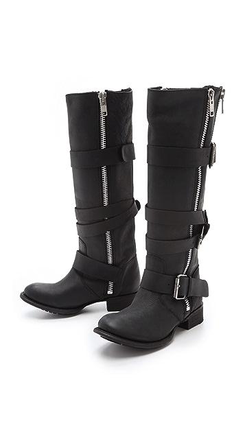 Dolce Vita Marlo Distressed Boots