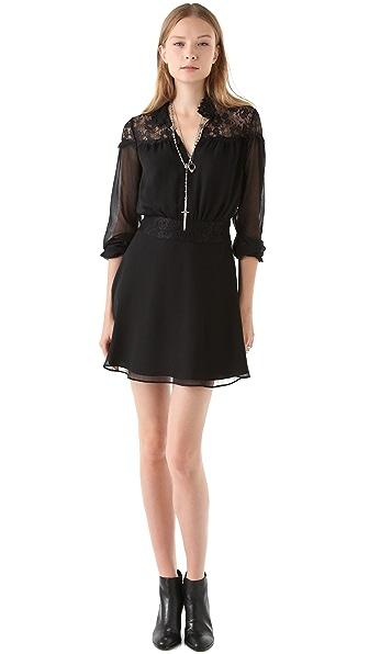 Dolce Vita Veronique Long Sleeve Dress