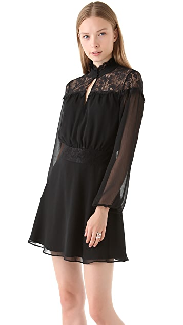 Dolce Vita Veronique Long Sleeve Dress