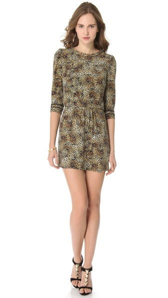 Dolce Vita Lyana Leopard Dress