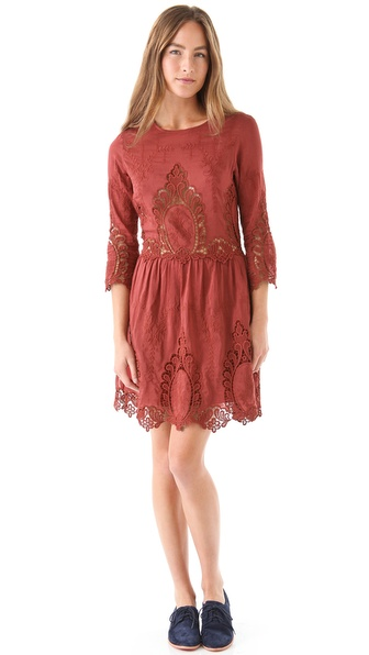 Dolce Vita Valentina Lace Dress