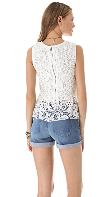 Dolce Vita Anja Lace Top