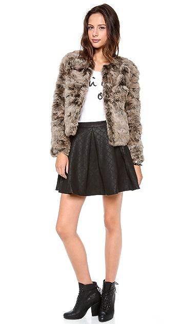 Dolce Vita Luxor Fur Jacket