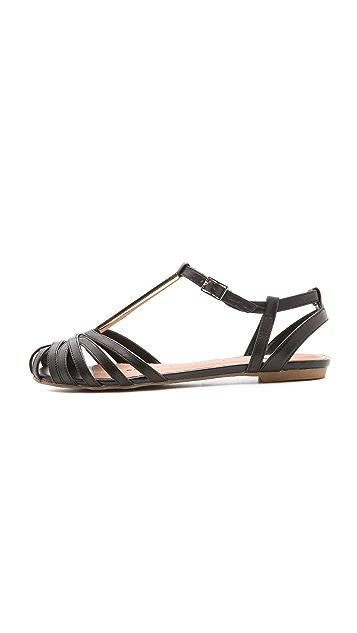 Dolce Vita Zen Flat Sandals