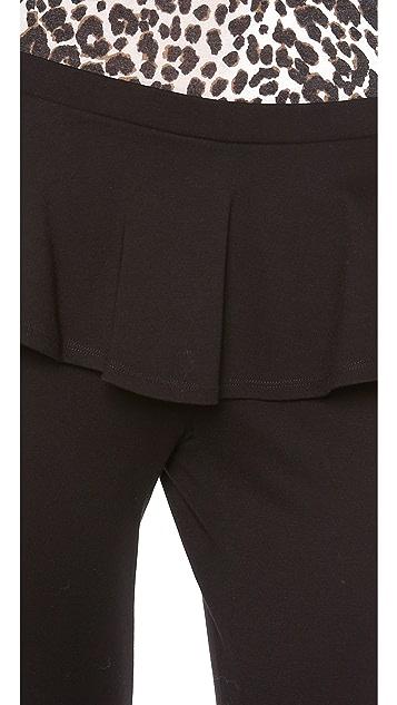 Dolce Vita Masa Peplum Pants