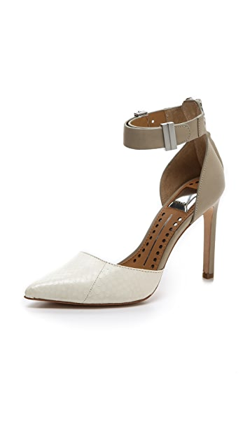 Dolce Vita Kana Ankle Strap d'Orsay Pumps