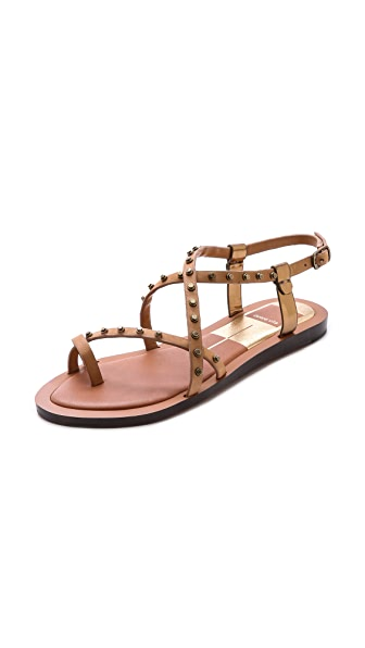 Dolce Vita Flame Toe Ring Sandals