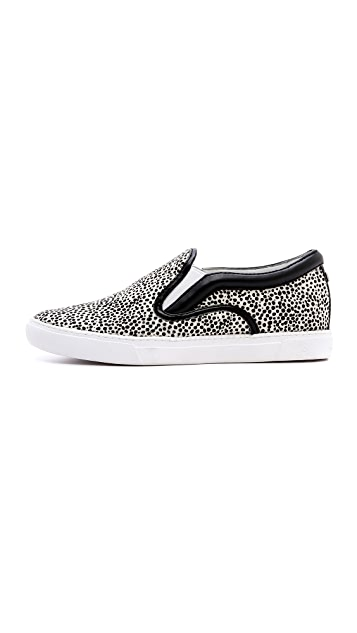 Dolce Vita Zoren Haircalf Slip on Sneakers