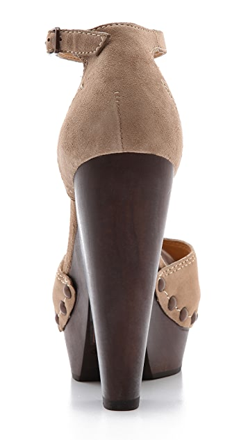 Dolce Vita Huxley Platform Sandals