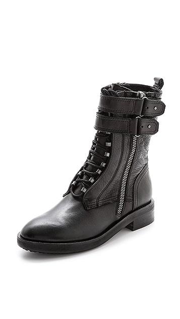 Dolce Vita Nolee Combat Boots