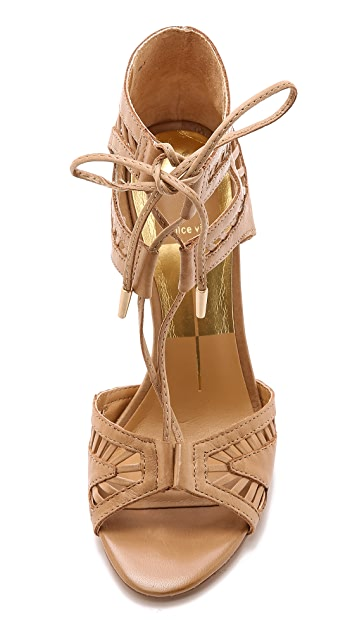 Dolce Vita Henlie Lace Up Sandals