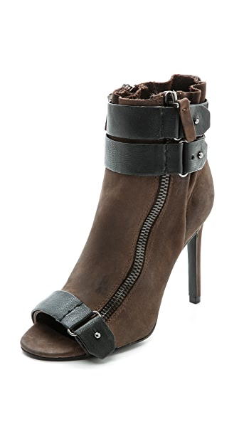 Dolce Vita Harbor Open Toe Booties