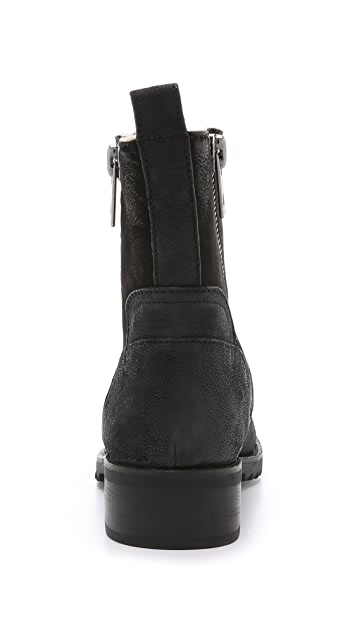 Dolce Vita Kincaid Shearling Lined Booties