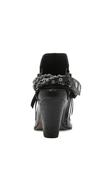 Dolce Vita Hollice Studded Booties