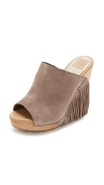 Dolce Vita Cai Wedges - Taupe at Shopbop