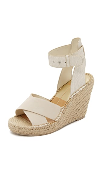 Dolce Vita Nova Wedges - Off White at Shopbop