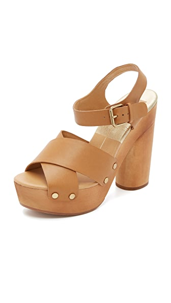 Dolce Vita Tilda Sandals - Caramel at Shopbop