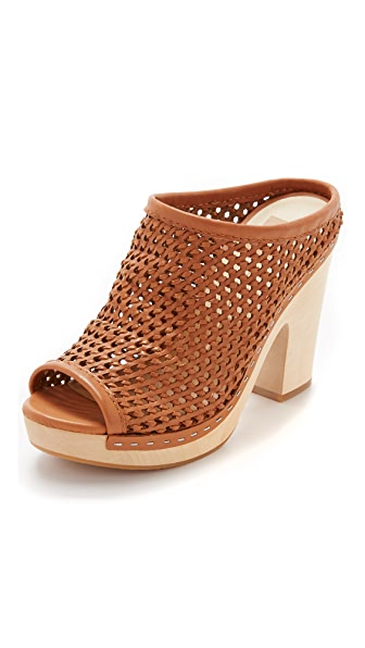 Dolce Vita Brooks Mules - Caramel at Shopbop