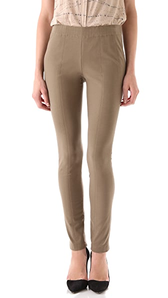 Donna Karan Casual Luxe Legging Pants