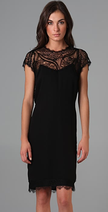 Doo.Ri Embroidered Cocoon Dress