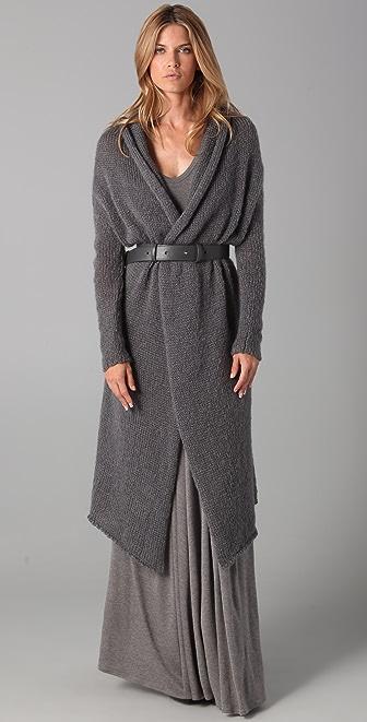 Doo.Ri Cardigan Coat with Belt