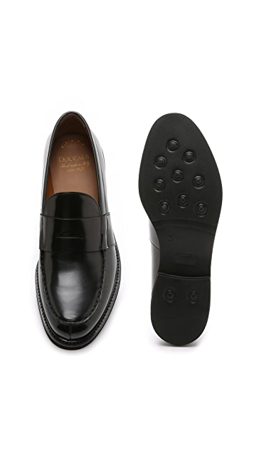 Doucal's Arezzo Slip On Loafers