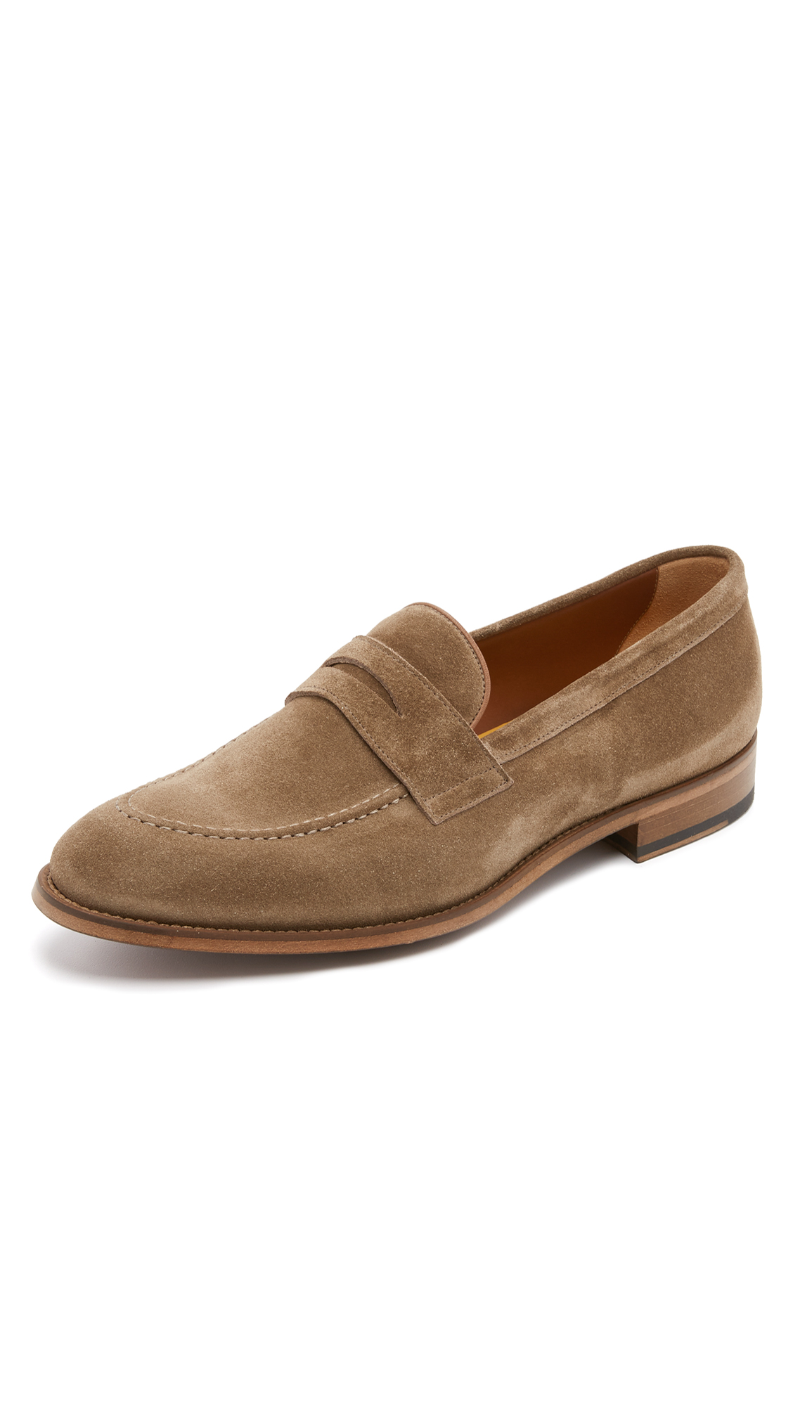 18d96cf6b9b Doucal s Bruno Penny Loafers