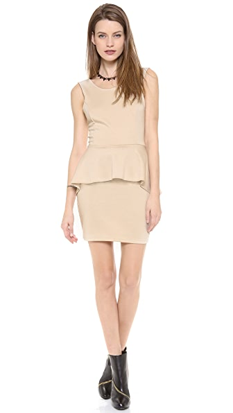 d.Ra Messina Peplum Dress